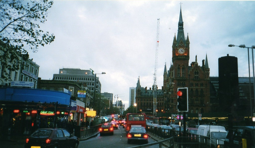 What Was King S Cross Like At The Turn Of The Millennium
