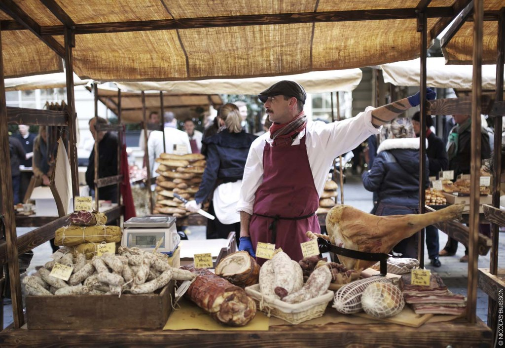 Gastronomica stall at Rosewood Slow Food & Living Market