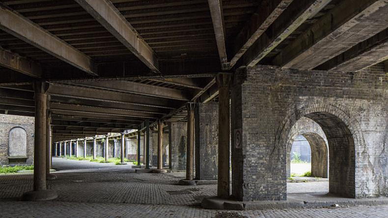 Bagley's and the vast, derelict industrial space around it are being scrubbed up.  It might even play host to a music venue, but not on the off-the-scale levels of old