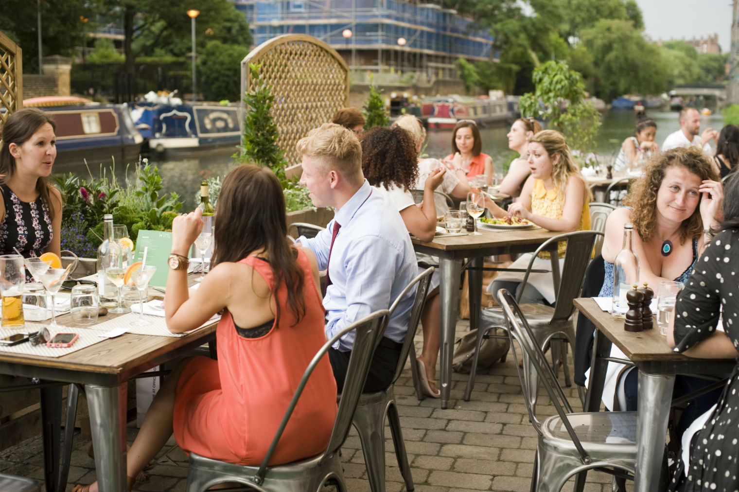 best outdoor eating and drinking king 39 s cross