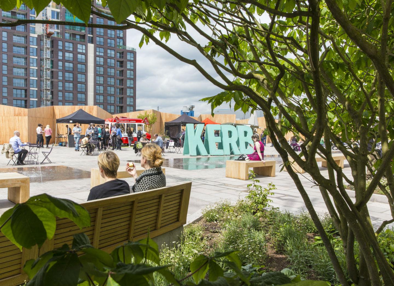 KERB: now at Cubitt Square