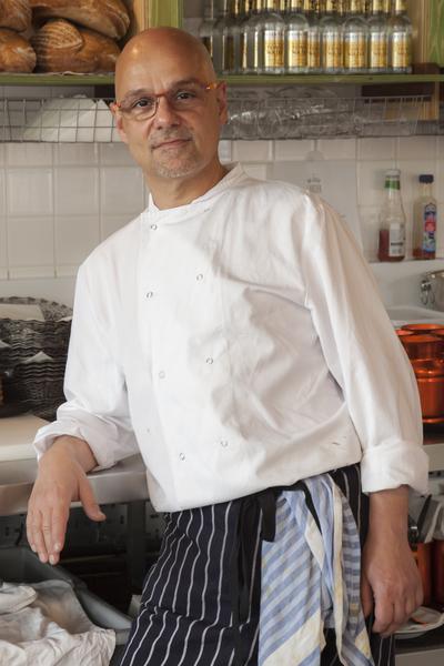 Chef Theodore Kyriakou. Photo: GL