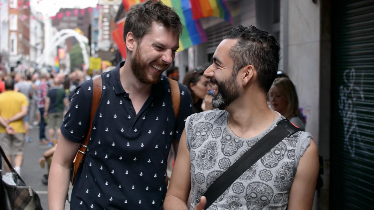 The Pride episode. Photo: GG