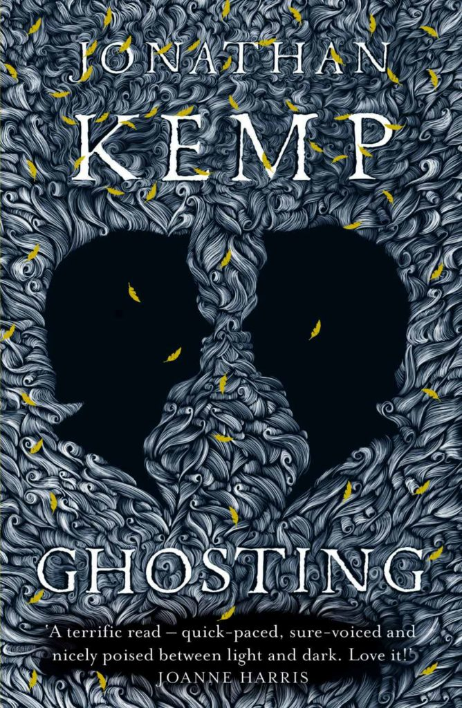 Ghosting, Kemp's third novel, came out last year.