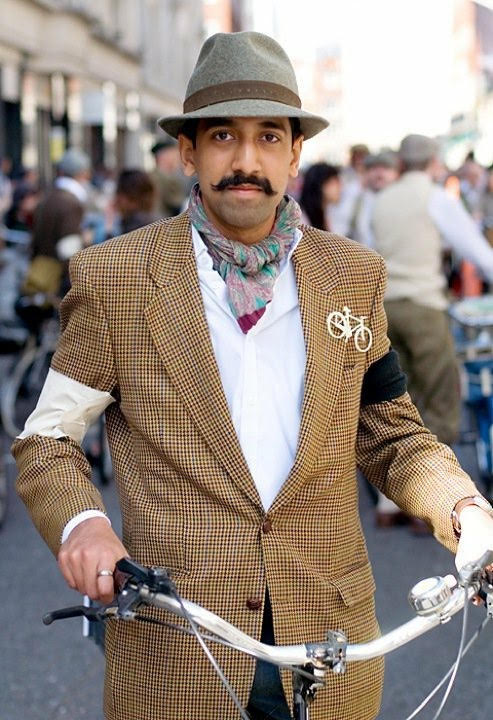 What a gent: Anup Patel. Photo: Own
