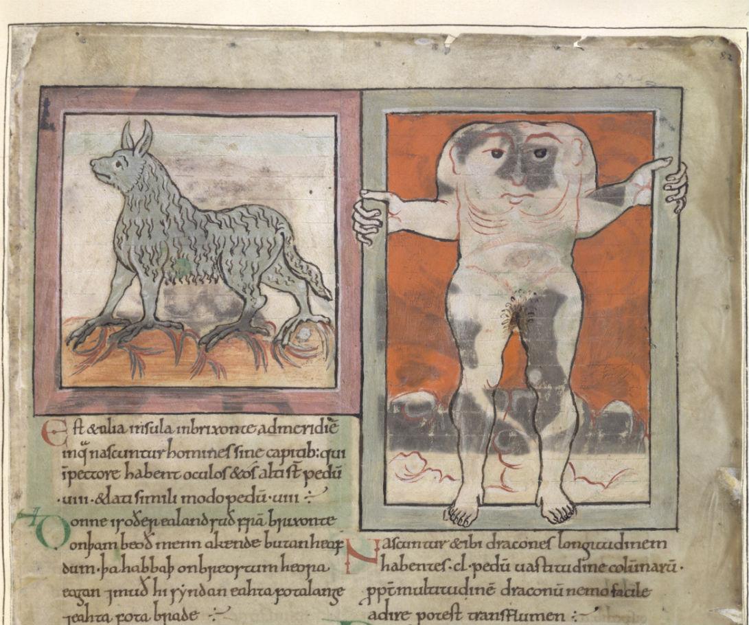 Anglo-Saxon Kingdoms, British Library