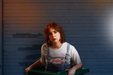 Drip Feed's Brenda in a bin