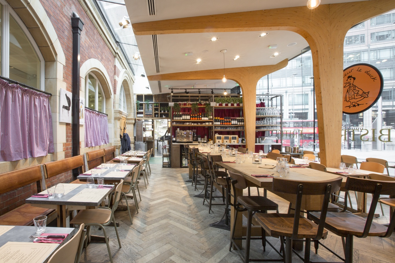 New East London Openings Mrs Fogg S And Monsieur Le Duck